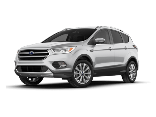 2018 Ford Escape Titanium SUV Intelligent 4WD Syst